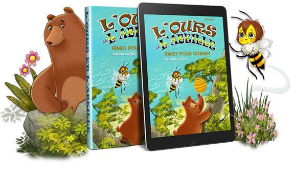 L'Ours et l'Abeille, une paire improbable de personnages, c'est exactement de cela qu'il s'agit.