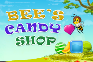Bees Candy Shop | Online Game from Bear and Bee Bedtime Rhymes