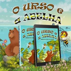 Histórias para Dormir do Urso e a Abelha é um conto lírico de dois amigos improváveis que constroem uma vida juntos na Ilha de Bearberia.