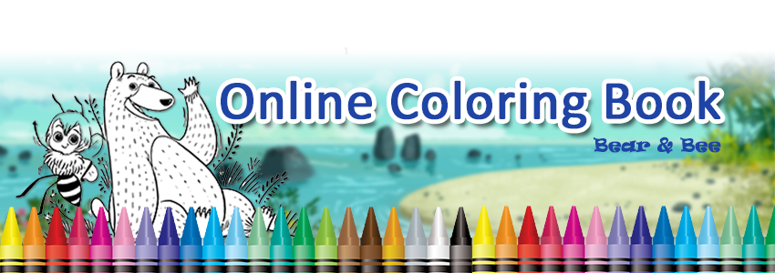 bedtime story games and coloring book application for mobile devices