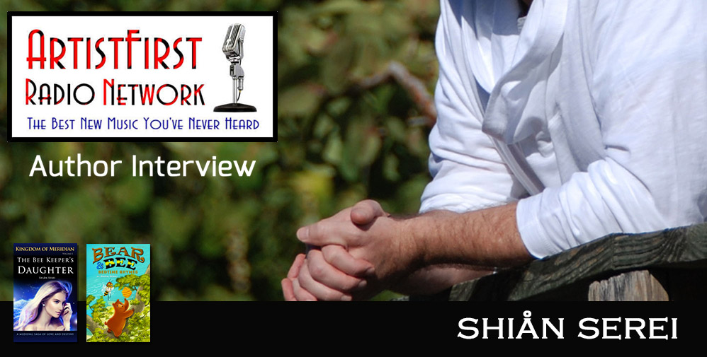 Romance and Childrens' Author Shian Serei Radio interview